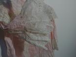 Рубашка женская конец 19 века батист Италия, фото №5