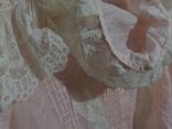 Рубашка женская конец 19 века батист Италия, фото №7