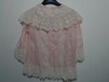 Рубашка женская конец 19 века батист Италия, фото №8