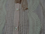 Рубашка женская конец 19 века батист Италия, фото №10