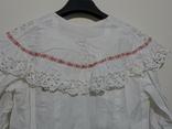 Рубашка женская конец 19 века  Италия с инициалами, фото №8