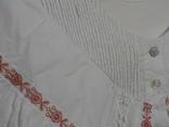 Рубашка женская конец 19 века  Италия с инициалами, фото №12