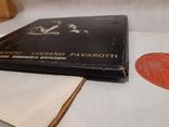 Пластинка Renata Scotto Luciano Pavarotti (2 пластинки в твердой коробке), фото №7