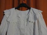 Рубашка женская конец 19 века  Италия, фото №3