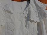Рубашка женская конец 19 века  Италия, фото №4