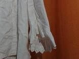 Рубашка женская конец 19 века  Италия, фото №7