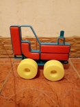 Игрушка трактор, фото №2