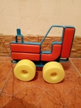 Игрушка трактор, фото №3