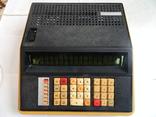 Калькулятор Іскра 122-1  ( 1981 рік ), фото №2
