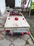 Педальная машина Львовянка ДА4М СССР, фото №3