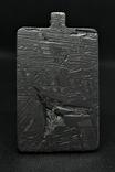 Кулон-амулет Дракон із метеорита Aletai, 95,2 грам, із сертифікатом автентичності, фото №7