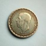 Швеция 1 крона 1942 г. - серебро, фото №4