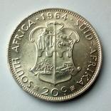 ЮАР 20 центов 1964 г., фото №6
