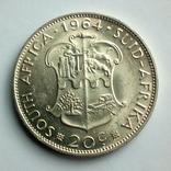 ЮАР 20 центов 1964 г., фото №7