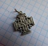 Крест Jerusalem925, фото №3