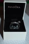 Кулон с подвижными вставками Pandora серебро 925 проба вес 13,2 грамм в коробке оригинал, фото №2