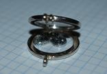 Кулон с подвижными вставками Pandora серебро 925 проба вес 13,2 грамм в коробке оригинал, фото №10