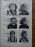 Материалы украинской этнологии Этнография 1908 С цветными иллюстрациями., фото №10