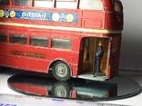Автобус Двухэтажный Англия corci toys London transport  Routemaster, фото №8