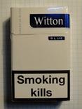 Сигареты Witton Blue