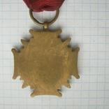 Крест за Заслуги в бронзе  государственная награда cоциалистической Польши низшей степени, фото №5