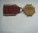 Крест за Заслуги в бронзе  государственная награда cоциалистической Польши низшей степени, фото №7