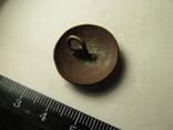 Пуговица c орлом на якорях 1, фото №7