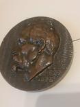 Дзержинский Настольная медаль, фото №2