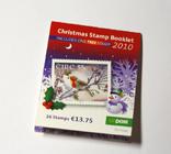 Ирландия 2010 Рождество. Марочный буклет на 26 марок, фото №2