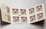 Ирландия 2010 Рождество. Марочный буклет на 26 марок, фото №4