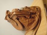 Сумка кожаная женская, фото №6