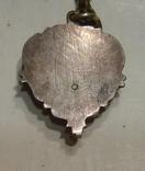Кулон с литерой ., фото №5
