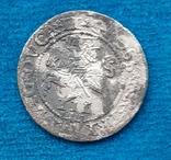Трояк Сігізмунда Августа, 1562р., фото №3