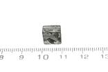 Заготовка-вставка з метеорита Seymchan, 3,0 г, із сертифікатом автентичності, фото №4