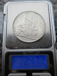 Швейцария 5 франков 1881 год, фото №7