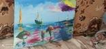 3 морские пейзажи Очакова, фото №3