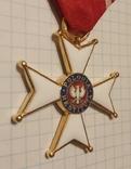 Орден Возрождения Польши в родной коробке, фото №9