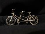 Велосипеды серебро 800 2 шт., фото №4