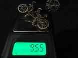 Велосипеды серебро 800 2 шт., фото №6