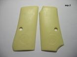 Беретта 34, накладки рукояти вар.2.  копия, фото №2