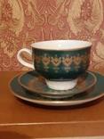 Чайная двойка ГДР 1777, фото №2