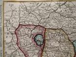 1790 Шампань, Париж, Деснос (большая карта 52х33 Верже) СерияАнтик, фото №5