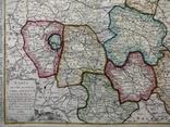 1790 Шампань, Париж, Деснос (большая карта 52х33 Верже) СерияАнтик, фото №10