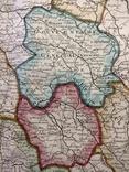 1790 Шампань, Париж, Деснос (большая карта 52х33 Верже) СерияАнтик, фото №13