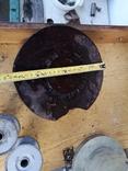 Бухта катушка для проволки метал пластик дерево, фото №13