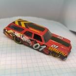 Машинка Chevelle SS Wagon. 2008 Mattel  (12.20), фото №2
