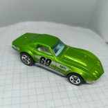 Машинка Copo Corvette. 2010 Mattel  (12.20), фото №2