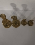 Статуэтка фигурка миниатюра бронза латунь бронзовая латунь, фото №3