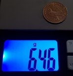 Франция, 20 франков 1910г., золото 6,45 грамм, фото №5