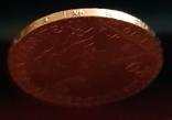 Франция, 20 франков 1910г., золото 6,45 грамм, фото №6